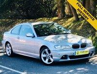 2004 BMW 3 SERIES 3.0 330CI SE coupe 2d 228 BHP £3000.00