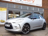 2015 CITROEN DS3 1.6 E-HDI DSTYLE PLUS 3d 90 BHP £7295.00