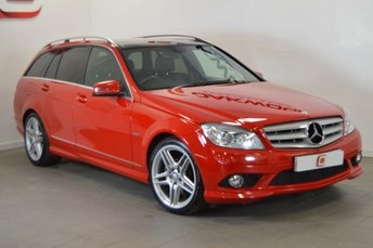 2010 MERCEDES-BENZ C CLASS 2.1 C250 CDI BLUEEFFICIENCY SPORT 5d AUTO 204 BHP £8995.00