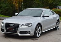 USED 2010 60 AUDI A5 2.0 TDI S LINE SPECIAL EDITION 2d 170 BHP