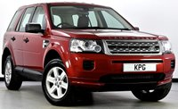 USED 2014 14 LAND ROVER FREELANDER 2 2.2 TD4 GS 4X4 5dr Auto Full Land Rover Service Record