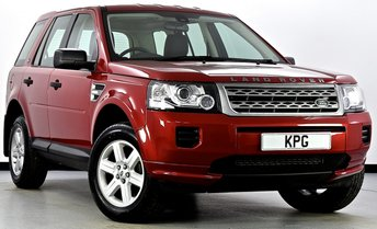2014 LAND ROVER FREELANDER 2 2.2 TD4 GS 4X4 5dr Auto £14495.00