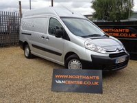 2013 CITROEN DISPATCH 2.0 1200 L2H2 HDI 6d 95 BHP (NAV)  NO VAT!! £7490.00