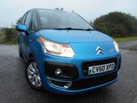 2010 CITROEN C3 PICASSO 1.6 PICASSO AIRDREAM PLUS HDI 5d 90 BHP **DIESEL ECONOMY**LOW MILEAGE**LOW ROAD TAX**GREAT SPEC!** £4995.00