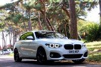 2015 BMW 1 SERIES 1.6 118I M SPORT 3d 134 BHP £14495.00