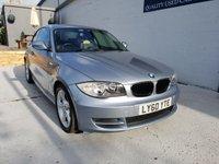 2010 BMW 1 SERIES 2.0 118D SPORT 2d 141 BHP £5820.00