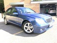 2005 MERCEDES-BENZ C CLASS 2.1 C200 CDI AVANTGARDE SE 4d AUTO ONLY 78K 8 SERVICES  £2990.00