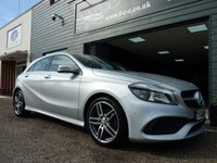 2016 MERCEDES-BENZ A CLASS 1.5 A 180 D AMG LINE EXECUTIVE 5d AUTO 107 BHP £16995.00