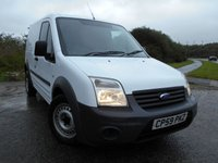 2010 FORD TRANSIT CONNECT 1.8 T200 LR 1d 75 BHP **LOVELY CLEAN VAN**NO VAT**ONE OWNER FROM NEW!** £4395.00