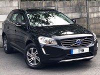 2014 VOLVO XC60 2.0 D4 SE NAV 5d 178 BHP £13995.00