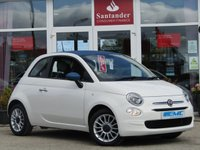 2016 FIAT 500 1.2 DENIM EDITION 3d 69 BHP £7695.00