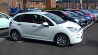 USED 2015 15 CITROEN C3 1.2 PURETECH VTR PLUS S/S ETG 5d AUTO 80 BHP CHEAP TO RUN , LOW CO2 EMISSIONS, £0 ROAD TAX AND EXCELLENT FUEL ECONOMY! GOOD SPECIFICATION INCLUDING AIR CONDITIONING, AUXILLIARY INPUT, USB CONNECTION, CRUISE CONTROL, AND MEDIA CONNECTIVITY!  ONLY 16180 MILES AND FULL HISTORY!