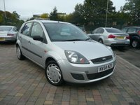 2009 FORD FIESTA 1.2 STYLE 16V 5d 78 BHP £2599.00