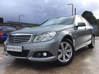 2012 MERCEDES-BENZ C CLASS 2.1 C200 CDI BLUEEFFICIENCY SE 4d AUTO 135BHP £7890.00