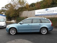 USED 2008 58 VOLVO V50 2.0 SE LUX D 5d 135 BHP GREAT CONDITION+GREAT HISTORY