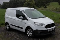 2015 FORD TRANSIT COURIER 1.6 TREND TDCI 1d 94 BHP £6500.00