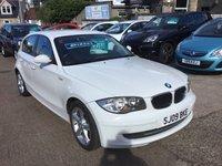 USED 2009 F BMW 1 SERIES 2.0 118D SPORT 5d 141 BHP