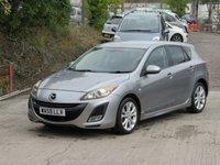 2010 MAZDA 3 1.6 SPORT 5d 105 BHP £4495.00