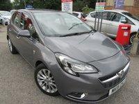 2015 VAUXHALL CORSA 1.4 SE 5d AUTO 89 BHP £8800.00