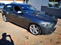 2013 BMW 1 SERIES 1.6 116I M SPORT 5d 135 BHP £9995.00