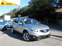 USED 2013 13 NISSAN QASHQAI+2 1.5 DCI ACENTA PLUS 2 5d 110 BHP LOVELY CAR INSIDE AND OUT WITH FULL SERVICE HISTORY AND A LONG MOT UNTIL 09/2019, GREAT SPEC CAR INCLUDING BLUETOOTH AND CRUISE CONTROL