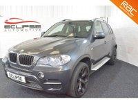 2011 BMW X5 3.0 XDRIVE30D SE 5d AUTO 241 BHP £SOLD