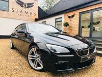 2016 BMW 6 SERIES 3.0 640D M SPORT GRAN COUPE 4d AUTO 309 BHP £25490.00