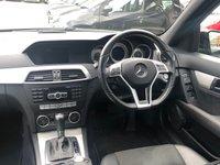 USED 2014 64 MERCEDES-BENZ C-CLASS 2.1 C220 CDI AMG SPORT EDITION 5d AUTO 168 BHP