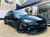 2016 BMW 4 SERIES 3.0 435D XDRIVE M SPORT GRAN COUPE 4d AUTO 309 BHP £25990.00