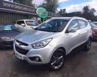 2015 HYUNDAI IX35 2.0 CRDI SE 5d AUTO 134 BHP £12989.00