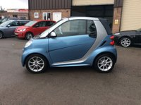 USED 2012 12 SMART FORTWO CABRIO 1.0 PASSION MHD 2d AUTO 71 BHP