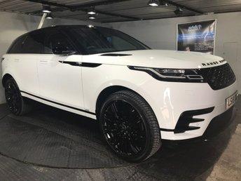 2018 LAND ROVER RANGE ROVER VELAR 2.0 R-DYNAMIC S 5d AUTO 238 BHP £52998.00