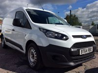 USED 2015 64 FORD TRANSIT CONNECT L2 1.6 240 114 BHP 1 OWNER FSH NEW MOT AIR CON FREE 6 MONTH AA WARRANTY INCLUDING RECOVERY AND ASSIST NEW MOT AIR CONDITIONING SPARE KEY ELECTRIC WINDOWS 6 SPEED AIR CONDITIONING BLUETOOTH