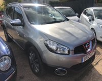 2012 NISSAN QASHQAI+2 1.6 TEKNA IS PLUS 2 DCIS/S 5d 130 BHP £9400.00