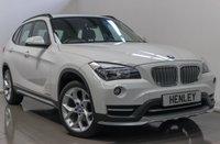 USED 2014 64 BMW X1 2.0 XDRIVE18D XLINE 5d AUTO 141 BHP