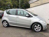 2011 MERCEDES-BENZ A CLASS 2.0 A180 CDI AVANTGARDE SE 5d AUTO 108 BHP £5495.00