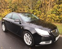USED 2009 09 VAUXHALL INSIGNIA 1.8 EXCLUSIV 5d 140 BHP 6 MONTHS PARTS+ LABOUR WARRANTY+AA COVER