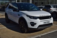 2017 LAND ROVER DISCOVERY SPORT 2.0 TD4 HSE BLACK 5d AUTO 180 BHP £29995.00