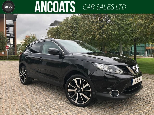Used Nissan Qashqai Cars In Manchester From Ancoats Car Sales Ltd