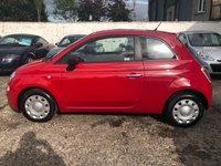 USED 2010 FIAT 500 1.2 POP 3d 69 BHP
