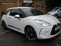 2010 CITROEN DS3 1.6 HDI BLACK AND WHITE 3d 90 BHP £4495.00