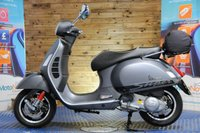 2017 PIAGGIO VESPA GTS  VESPA GTS 300 SUPERSPORT - ABS £4295.00