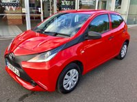 2015 TOYOTA AYGO 1.0 VVT-I X 5DOOR HATCHBACK 69 BHP £5490.00
