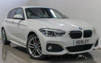 2015 BMW 1 SERIES 2.0 120D XDRIVE M SPORT 5d AUTO 188 BHP £17490.00