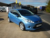 USED 2010 10 FORD FIESTA 1.6 SPORT TDCI DPF 1d 90 BHP registered as a commericial vehicle with full seat converstion