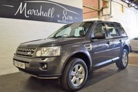 USED 2010 60 LAND ROVER FREELANDER 2 2.2 TD4 GS 5d AUTO 150 BHP LOVELY CAR INSIDE AND OUT - 8 SERVICE STAMPS TO 92K