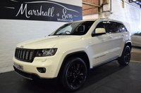 USED 2013 13 JEEP GRAND CHEROKEE 3.0 V6 CRD S-LIMITED 5d AUTO 237 BHP STUNNING CAR - S-LIMITED EDITION - 47K - HUGE SPEC