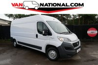 2016 FIAT DUCATO 2.3 35 P/V H/R MULTIJET II 130 BHP LWB (One Owner Blue tooth)  £11850.00
