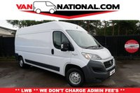 2016 FIAT DUCATO 2.3 35 P/V H/R MULTIJET II 130 BHP LWB (One Owner Blue tooth)  £11990.00