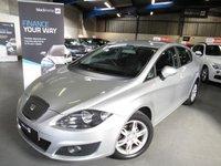2011 SEAT LEON 1.6 CR TDI ECOMOTIVE S AC 5d 103 BHP £4390.00